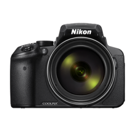 Nikon Coolpix P900 schwarz