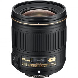 Nikon 28mm 1:1,8 AF-S Nikkor G