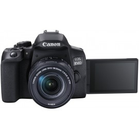 Canon EOS 850D+EF-S 4,0-5,6/18-55 mm IS STM Kit