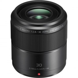 Panasonic 30mm 1:2,8 Macro ASPH OIS