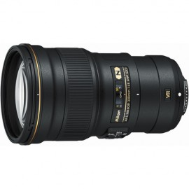Nikon 300mm 1:4,0 AF-S Nikkor E PF ED VR inkl. 5-Jahre Nikon Garantieverlängerung