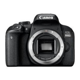 CANON EOS 800 D + EFS 18-200 IS