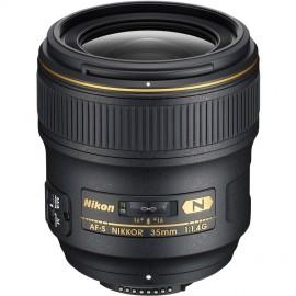 Nikon 35mm 1:1,4 AF-S Nikkor G