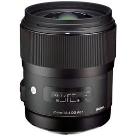 Sigma 35mm 1:1,4 DG HSM Art für Nikon
