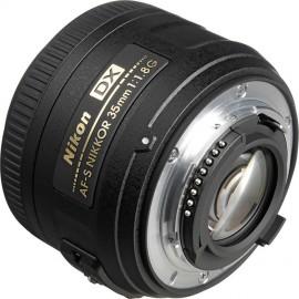 Nikon 35mm 1: 1,8 AF-S DX Nikkor G