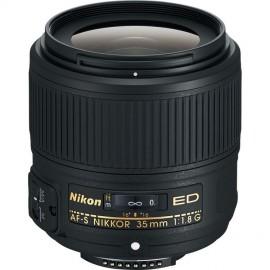 Nikon 35mm 1:1,8 AF-S Nikkor G ED