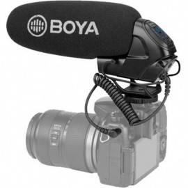 Boya Video Kamera Richtmikrofon BY-BM3032