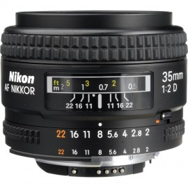 Nikon 35mm 1:2,0 AF-D Nikkor