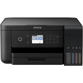 Epson ET-3700 EcoTank Tintenstrahl, Faxfunktion, LAN WLAN (Drucker)