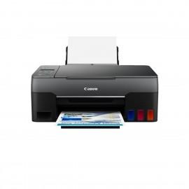 Canon PIXMA G 3560, Tintenstrahl, Farbdruck, 4800 x 1200 DPI, A4, Direkter Druck, Schwarz