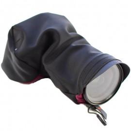 Peak Design Shell Large (L) - Wetterfeste Schutzhülle für große Profi-DSLRs oder Kameras mit Batteriegriff und Objektiv bis 15 cm