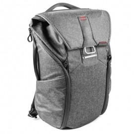 Peak Design Everyday Backpack 20L Charcoal Foto-Rucksack - z.B. für DSLR- und DSLM-Kameras (dunkelgrau)