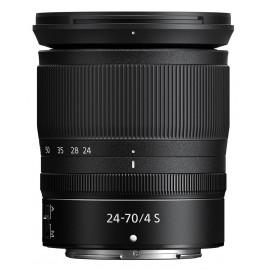 Nikon NIKKOR Z 24-70mm 4.0 S inkl. 5-Jahre Nikon Garantieverlängerung
