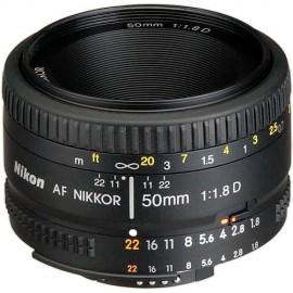 Nikon 50mm 1:1,8 AF-D Nikkor