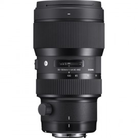 Sigma  50-100mm 1:1,8 DC HSM Art canon