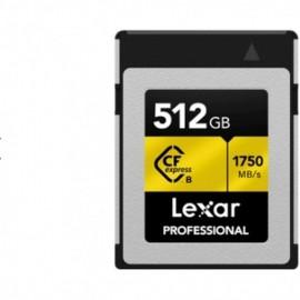 Lexar CFexpress Type-B 512GB LCFX10-512CRB