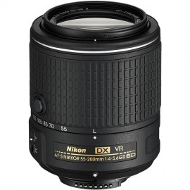Nikon 55-200mm 1:4-5,6 AF-S DX Nikkor G ED VR II
