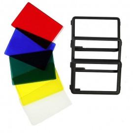 Litra Pro Filter Set - Farbfilter für LitraPro-LED-Leuchte