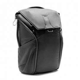 Peak Design Everyday Backpack 30L Black Foto-Rucksack - z.B. für DSLR- und DSLM-Kameras (schwarz)