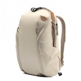 Peak Design Everyday Backpack V2 Zip Foto-Rucksack 15 Liter - Bone (Beige)