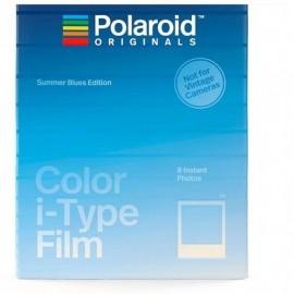 Polaroid Color Film für I-type Summer Blue