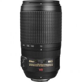 Nikon 70-300mm 1:4,5-5,6 AF-S Nikkor G IF-ED VR