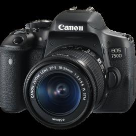 Canon EOS 750D Kit + 18-55mm IS STM KIT