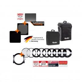 Rollei Rechteckfilter Mark II Starter Kit Pro für 100 mm Starter Kit Pro