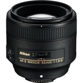 Nikon 85mm 1:1,8 AF-S Nikkor G
