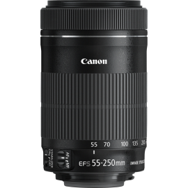 Canon EF-S 55-250mm 1:4-5,6 IS STM Objektiv