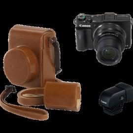 Canon PowerShot G1X Mark II schwarz PREMIUMKIT
