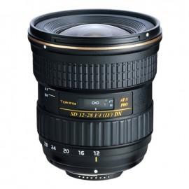 Tokina - Objektiv ATX 4,0 / 12-28 mm Pro DX Canon