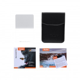 Rollei Rock Solid Harter Grauverlaufsfilter 100 mm Hard GND4 (2 Stops/0,6)