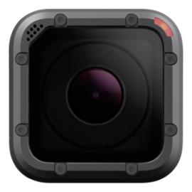 GoPro HERO5 Session – schwarz