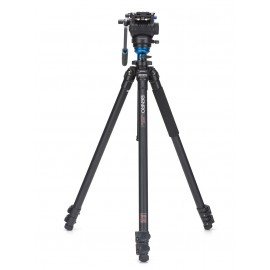 BENRO C2573FS4 Video Tripod Kit Carbon