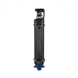 Benro Dual-Tube Videostativ Kit A573T Aluminium inkl. Videoneiger S6Pro