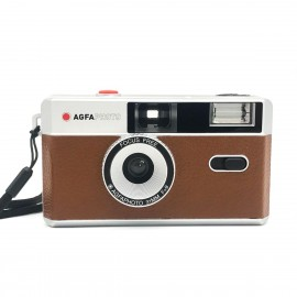Agfa Photo Analoge Photo Camera 35mm braun