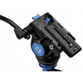 Benro S4PRO Videoneiger - Belastbarkeit 4kg