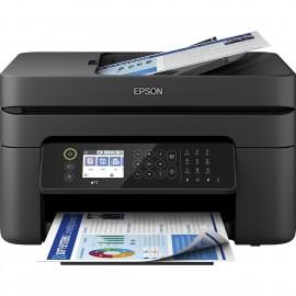Epson WorkForce WF-2850DWF schwarz Multifunktionsdrucker (Tintenstrahldrucker, 4-in-1, Fax, Scanner, Kopierer, WLAN, ADF)