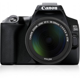 CANON EOS 250D + EFS 18-135 IS