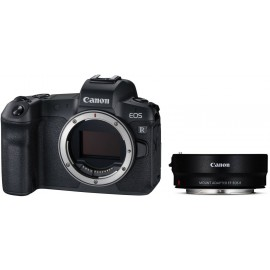 Canon EOS R Body + EF ADAPTER + RF 24-70mm 2.8 L IS USM  (-300,00€ EIN­TAUSCH-PRÄ­MIE)