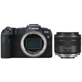 Canon EOS RP Gehäuse + RF 35/1,8 IS STM inkl.Adapter EF-EOS R (-205,00€ SO­FORT-RA­BATT )