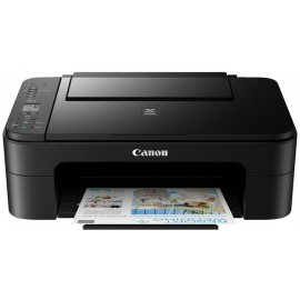 Canon PIXMA TS3350 Tintenstrahl-Multifunktionsdrucker A4, 3-in-1, Drucker, Kopierer, Scanner, WLAN, Cloud