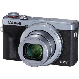 Canon PowerShot G7X Mark III silber (-40€ Sofort cash back )