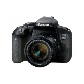 CANON EOS 800 D + EFS 18-55 IS STM