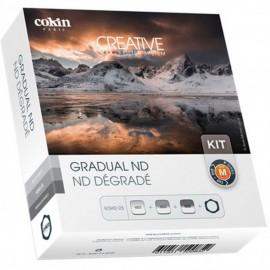 Cokin H3H0-25 Gradual ND Kit inkl. Filterhalter, 3 Filter (P121, P121M, P121S)