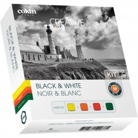 Cokin H400-03 Black & White Kit inkl. 4 Filter (P001, P002, P003, P004)