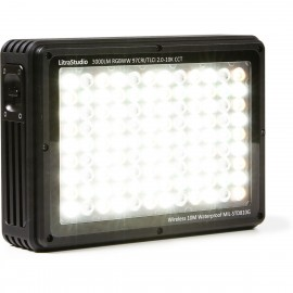 LitraStudio Multi-Color RGBWW LED-Leuchte mit integriertem Akku - 4400 Lux