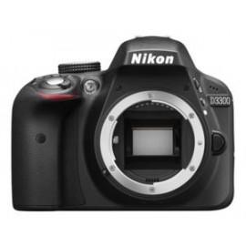 Nikon  D3300 Kit inkl. AF-P DX 3,5-5,6 / 18-55 mm G VR schwarz