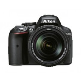 Nikon D5300 Kit inkl. AF-S DX 3,5-5,6 / 18-140 mm G ED VR inkl. gratis Video Tutorial